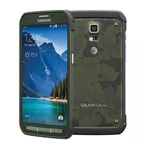 والدليل الأصلي سامسونج غالاكسي S5 أحدث G870A رباعية النواة 2GB / 16GB 16MP 5 بوصة المياه 4G LTE تجديد مقفلة الهاتف