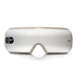 5Breo isee4 masajeador de ojos magnético de presión de aire con mp3 cuidado de los ojos