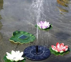 160 мм солнечной энергии Весна водяной насос панели комплект фонтан бассейн сад пруд погружной полива дисплей солнечной энергии авто-весна