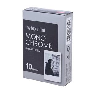 10 Folhas Instax Mini Instax Mini Filme Monocromático Para 7 7 s 8 9 50 s 7 s 90 25 Compartilhar Câmeras Instantâneas SP-1 Novo