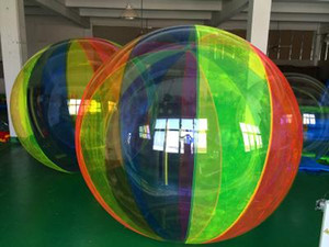 Good quality 2m Water Zorb Ball Water Polo Ball Inflatable Water Walking Wall