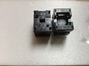 Wells-cti 652C0082211W sop8pin 1.27mm pitch çift kontak Yanık Soket