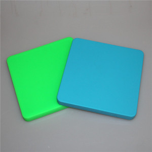 200ml Nonstick Wax Containers Silicone Box Silicon Square Container Big Wax Jars Dishes Mats Dab Dabber Tool Large Jar