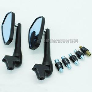 Accessori moto 8mm 10mm specchietti retrovisori laterali per Ducati Suzuki Honda Yamaha, Kawasaki Triumph KTM