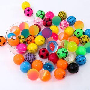 juegos al aire libre los 43MM hinchables Jet Bolas Niños Niños juguete para Piñata botín de las máquinas tragaperras de uso especial Esfera