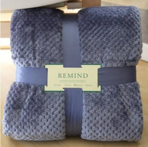 Super Warm Fleece Blanket for Children Bedclothes Bedding Plaid Plush Sofa Sheet Sleeper Covers Home Bedclothes