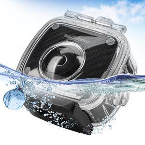 Freeshipping 8MP HD Doppelobjektiv 360 Grad-panoramische Kamera-Sport-Aktions-Videokamera und wasserdichte Kamera-Kasten-Zusätze