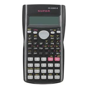 Handheld Student'S Scientific Calculator 2 Line Display 82MS-портативный многофункциональный калькулятор для обучения математике