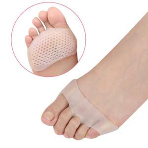 Frauen High Heels Rutschfeste Fuß Schmerzlinderung Pad Cellular Atmungsaktive Weiche SEBS Kissen Zehenspreitzer NNA251