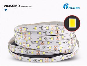 DC12V 5M RGB LED 스트립 빛 SMD 5050 5630 2835 (3528) 방수 없음 Fita Led 문자열 리본 테이프 Bar Neon Christmas Lampada
