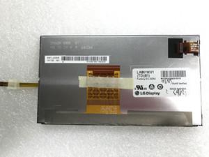 Ücretsiz Kargo Yeni Orijinal LA061WV1 tarafından A + Araba TFT LCD Monitörler TD01 LA061WV1 (TD) (01) Dokunmatik Ekran Digitizer Lens