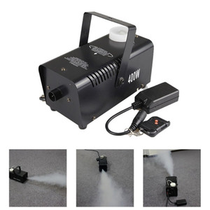 Mini 400W White Smoke Fernbedienung Nebelmaschine Stage Light Effect