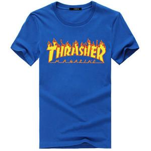 Mens New Designer Camisa Casal Moda Maré Esporte Marca Roupas Tshirt Hip Hop Harajuku Tops Roupas Femininas M-3XL