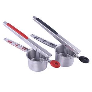 Alta Qualidade Fries Maker Dispenser Aço Inoxidável Super Longa Batata Máquina de Formar Equipamentos Multifunções Manual Fruit Squeezer 55qd YY