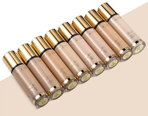 NEW ARRIVAL O.TWO.O Liquid foundation golden series 8 colors to choose beauty foundation free shipping
