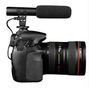 전문 스튜디오 디지털 비디오 스테레오 녹음 니콘 핫 세일 K5 들어 캐논 카메라에 대한 3.5mm 마이크