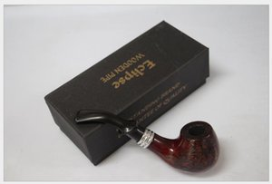 Solid Wood Hand-carved Wooden Tobacco Pipe