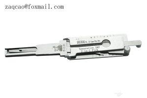 HOT Lishi HU66 2 In 1 plettro e decodificatore per VW, Seat, Skoda, Audi, Porsche car