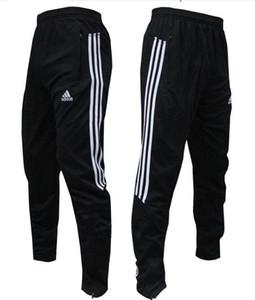 Nuevo diseñador Ropa para hombre Pantalones cargo Estilo de bolsillo de bolsillo Cintura elástica informal Hip Hop Pantalones de chándal Joggers Nuevo 2018 Streetwear Pantalones0