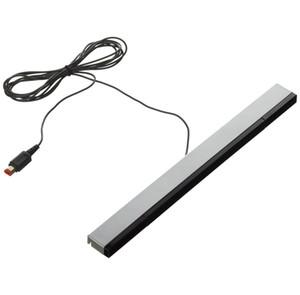 Kablolu Kızılötesi Ray IR Sinyal Endüktör Sensörü Bar Alıcısı Nintend Wii Uzaktan hareket sensörleri için DHL FEDEX EMS ÜCRETSIZ NAKLIYE