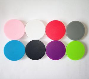 المصنع مباشرة ، اللون النقي حامل حامل الهاتف المحمول العالمي حامل الهاتف الخليوي الجوال ل goophone x مع حزمة opp تباع بواسطة luckyming88