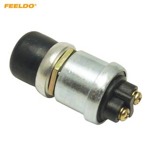 FEELDO impermeável 12V 20A Automóvel Embarcação trilha Lawn Mower interruptor da buzina Engine Start Momentary Interruptor Push Button # 5704