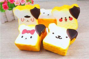 Squishy Slow Rising Jumbo Toy Bun Toys Animals Cute Kawaii Squeeze Cartoon Toy Mini Squishies Cat Squishiy Fashion Rare Animal bread Gifts