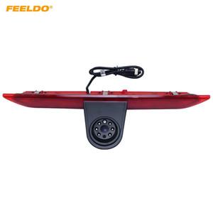 Feeldo Auto Brake IR LED Luce Vista posteriore di retromarcia / Parcheggio Camera per FORD Transit L MODELLO 2014-2015 # 5375