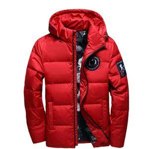 jaqueta masculina мужчины пуховик мужчины с капюшоном вниз пальто casaco masculino inverno мужчины зима тонкий утка вниз