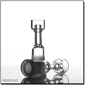Domeless Quarznagelbehälterhonig-Schlagnagel 10mm bubblers domeless Nagelgebrauch für irgendwelche Wasserrohre oder bubbler