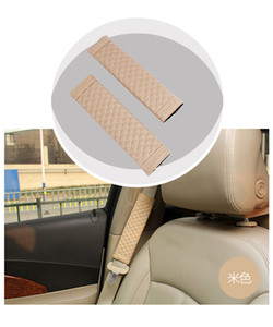 2pcs High-quality Universal Car Seat Belt Shoulders Pads Cushion Safety Shoulder Protection Auto Interior Accessories Styling