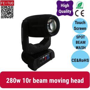 2x Hot Sell Beam 280 Moving Head Robe 280w 10R Pointe Beam 10R Moving Head Light для сценического освещения