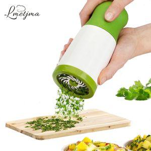 Lmetjma manuale smerigliatrice vegetale in acciaio inox peperone grinder prezzemolo chopper utensili da cucina Kcbi121604