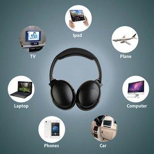 V12 haut de gamme ANC sans fil Casque Gaming Suppresseur de bruit actif Bluetooth Casque stéréo Jeu Oreillettes bluedio Marshall Avec Retail Box
