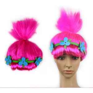 Feiticeiro menina cabelo magia peruca Headgear Stage role play Adereços de Halloween Do Natal decorações da festa de Aniversário