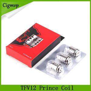 TFV12 Prince Cloud Beast Spulenkopfersatzmaschenstreifen V12 Q4 X6 T10 M4 Massiver Dampf-Dampf-Kerntank Frei DHL 0266173-1