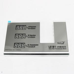 Tester di trasmissione del film solare LS181 Lunghezza d'onda del picco UV: 365nm Lunghezza d'onda del picco IR: 950 nm