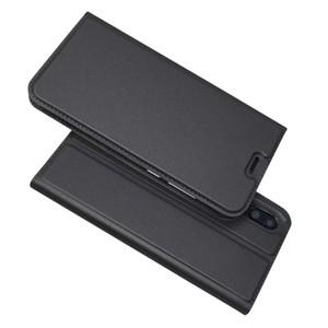 Carteira de couro case para huawei p20 lite huawei p20 pro flip case slim magnética livro kickstand protetora huawei y9 2018 shell capa