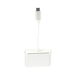 USB C auf HDMI 4K VGA mit Audio Adapter Typ C auf VGA HDMI UHD Adapter USB C CABLE