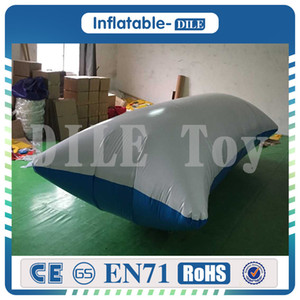 Free Shipping 5m*2m Inflatable Water Jumping Blob,Blob Jump Water Toys,Water Blob Jumping Bag Inflatable Water Trampoline