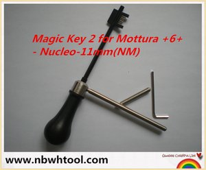 free shipping new product high quality New arrival Free shipping locksmith tools decoder Magic Key 2 for Mottura +6+ - Nucleo- repair tools