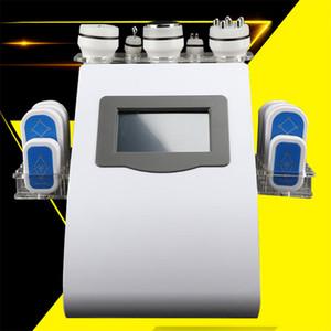 I più popolari Unoisetion 40K cavitazione 2.0 perdita di grasso corporeo quadrupolari 3D RF vuoto 650nm diodo laser Lipo Salon macchina di bellezza del CE / DHL