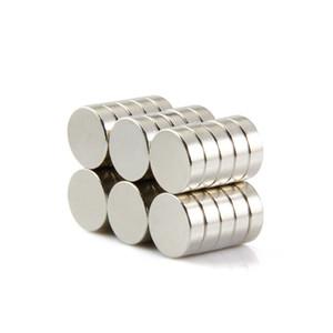 50 stücke disc 10x3mm N50 seltene erde permanent industrielle starke neodym magnet NdFeB magneten