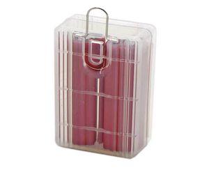 200 teile / los 2 * 18650 Batterie Aufbewahrungsbox RCR123 16340 Leere Hartplastik Fall Abdeckung Halter Container Tasche Organizer Boxen