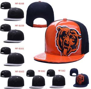 Al por mayor América Deportes Snapback Todos los equipos de fútbol de béisbol Sombreros Hip Hop Snapbacks Mujeres Hombres Cap Ajustable Deportes sombreros DHL envío gratis