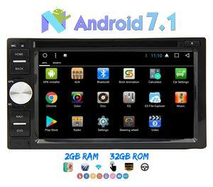 "Eincar Android 7.1 OCTA CORE 2GB+32GB 6.2"" 1024*600 TouchScreen Double Din Car dvd Stereo 2 Din HeadUnit GPS Navi DAB+ Bluetooth"