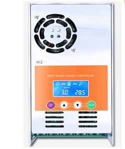 Regolatore di carica e scarica solare MPPT 60A 12V 24 V 36 V 48 V Auto per Max 190VDC Ingresso sigillato Gel Nicd Li