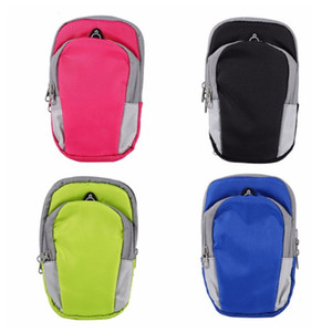 Universal Waterproof Sports Running Armband Bag Case Multi-function Sport Mobile Phone Holder Outdoor Sport Arm Belt Riding Pouch Cover