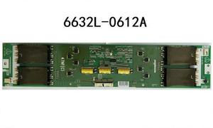 Frete Grátis 100% Testado Trabalho Usado Original Backlight Inversor Placa de TV Placa de Unidade Para LG 6632L-0612A PPW-EE47NF-0 (C) Tela LG LC470WUN