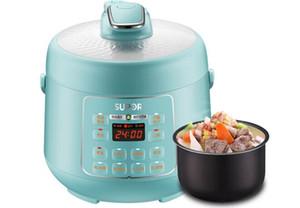 chinaSUPOR blau Lebensmittelkocher SY-25YC8110 2.5L intelligente elektrische Haushalts Mini-Schnellkochtopf Reiskocher Antihaft-Pfanne